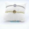 Bracciale Tondo Cristal White Blu