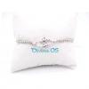Bracciale Coppia Delfini Cristal White