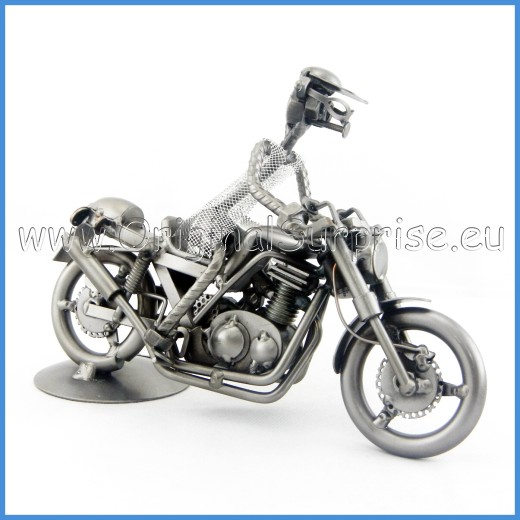 Moto da Corsa in miniatura idea regalo SUPERBIKE