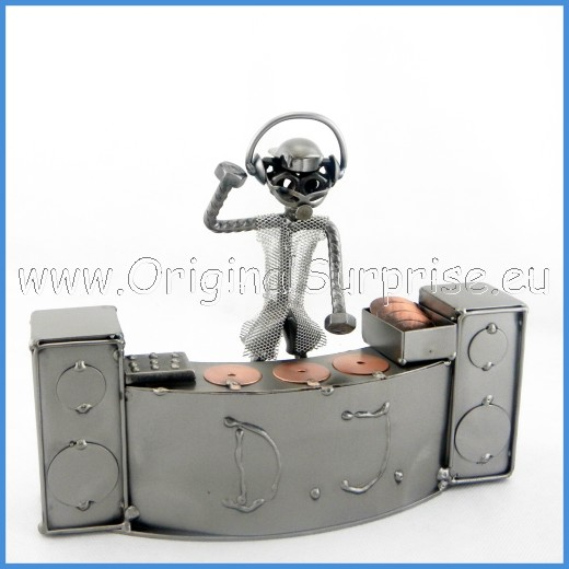 regalo all'amico dj MUSICA SOUND SUONO DISCOTECA
